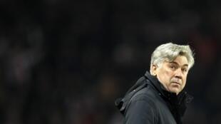 Kocin PSG Carlo Ancelotti.