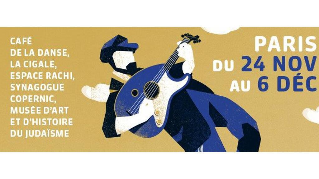 Affiche Festival Jazz'n'klezmer.