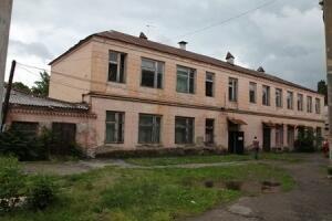 То самое здание филармонии, которое стало поводом к уголовному делу и спецоперации в Нальчике