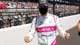 El brasileño Helio Castroneves conquistó su cuarta corona de las 500 Millas de Indianápolis