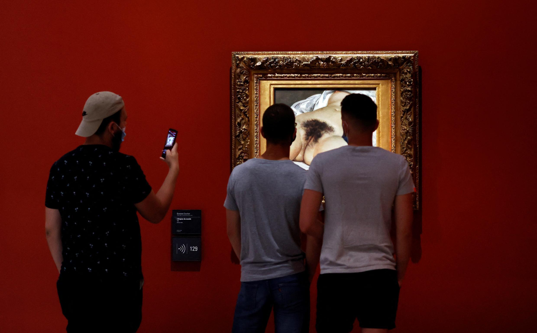 France - Musée d'Orsay - L'origine du monde - Gustave Courbet 000_1TY0LM