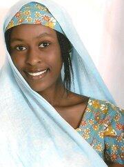 Jarumar Flim a Najeriya Nafisa Abdullahi