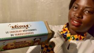 Le projet Ecoya veut produire le premier chocolat patissier 100% «Made in Côte d'Ivoire».