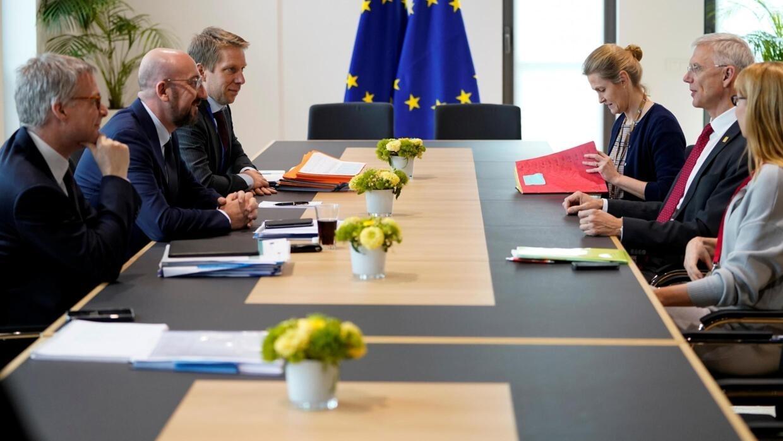 Union européenne: toujours pas de fumée blanche sur le budget