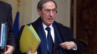 El ministro del Interior francés Claude Guéant.