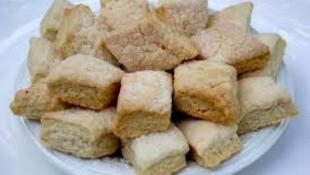 科西嘉傳統茴香糕餅嘉尼斯特赫黎(Canistrelli )