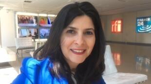 A psicóloga Ivy Daure