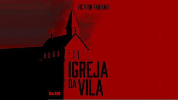 Capa do livro de Victhor Fabiano, que tem como pano de fundo a influência das igrejas pentecostais no Brasil.