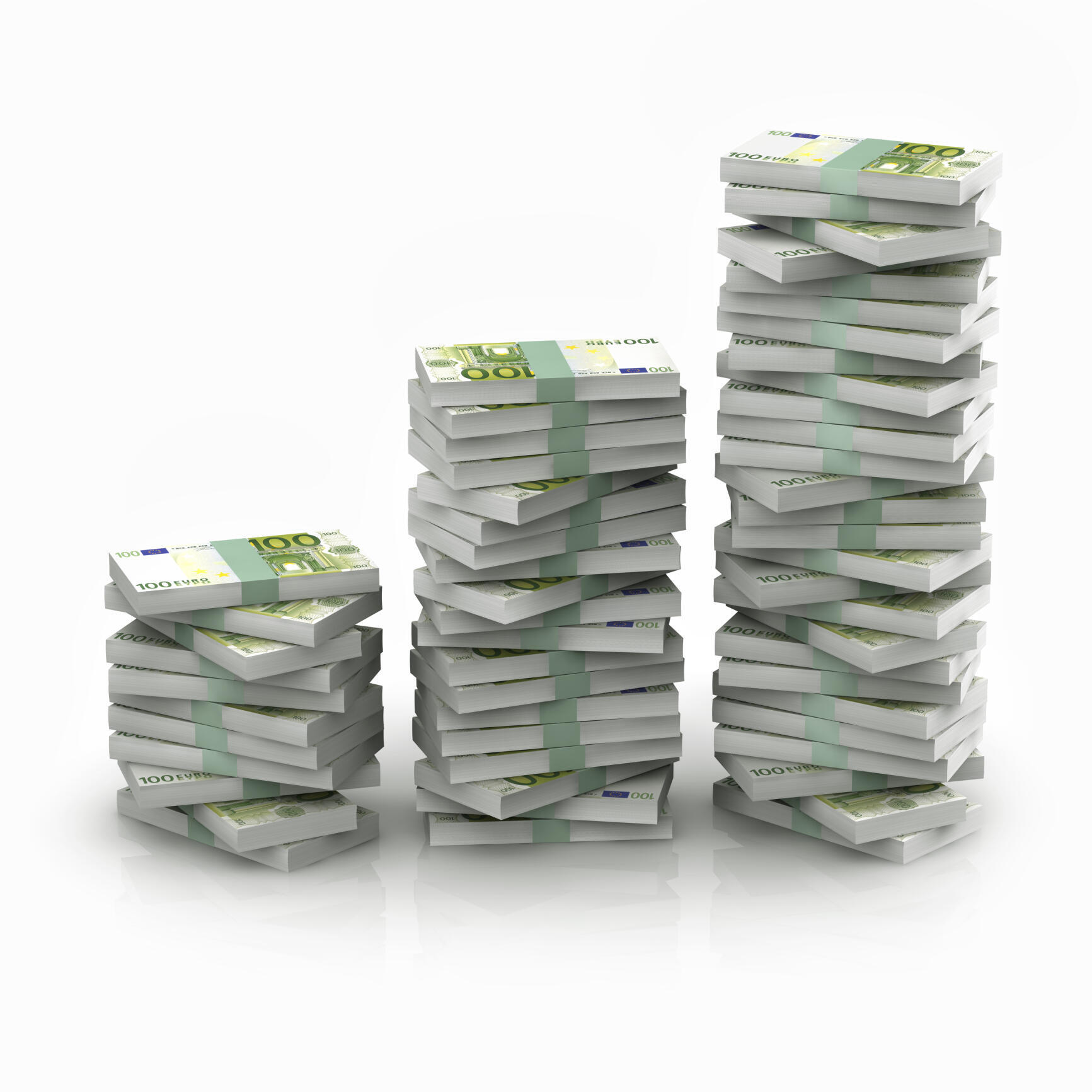 Plus l'entreprise est grande, moins elle paie d'impôt, révèle notamment l'étude du groupe des Verts au Parlement européen.