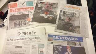 Diários franceses 15.12.2016