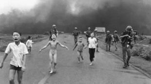 Ник Ут, «Напалм во Вьетнаме», 1972 г.