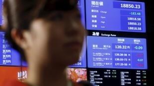 Le Japon peine à sortir d'une longue période de déflation.
