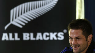 Richie McCaw is aiming to become the first man to skipper a side to consecutive World cup triumphs.