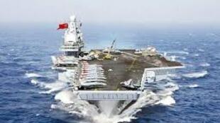 中国航母图