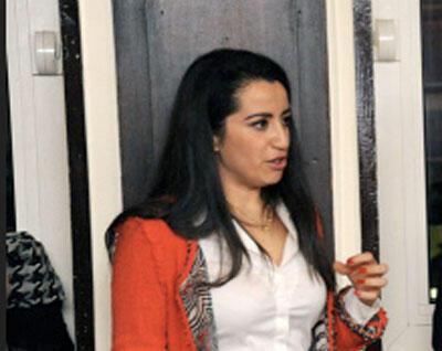 Lydia Guirous, fondatrice et présidente de l'association Future au Féminin.