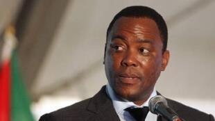 Samora Machel Júnior, filho do primeiro Presidente de Moçambique independente.