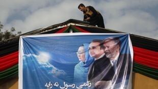 Cuộc vận động bầu cử Tổng thống tại Afghanistan vẫn tiếp tục cho dù phe Taliban đe dọa dìm cuộc bỏ phiếu trong biển máu