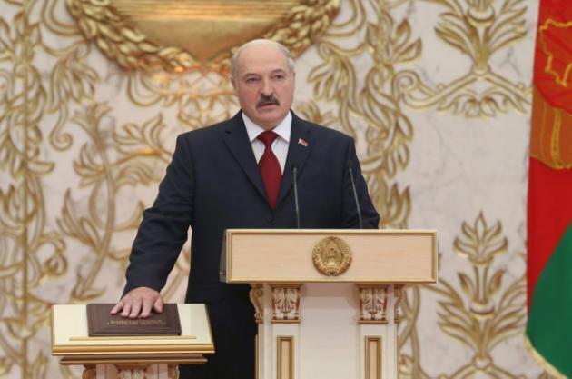 Rais wa Belarus Alexandre Loukachenko, Novemba 6, 2015 katika mji wa Minsk.