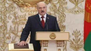 Shugaban Belarus Alexandre Loukachenko