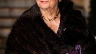 Cựu bộ trưởng Pháp Simone Veil.