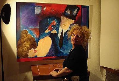 Bela Rocha de Sousa, pintora moçambicana