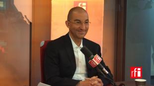 Jean Messiha sur RFI le 14 juin 2017.