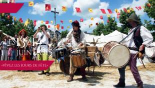 32ª edição da Festa Medieval de Provins