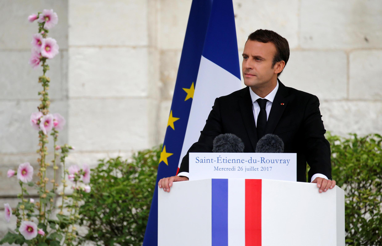 """França: """"Jacques Hamel o rosto da resitência"""""""