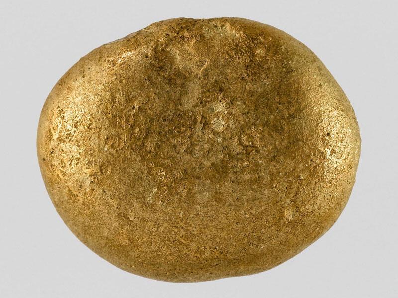 Lingot en forme de disque plat, Elam (actuel Iran), Suse, vers 1500-1200 av. J.-C.