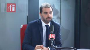 Laurent Saint-Martin, député LaREM du Val-de-Marne sur RFI, le 16 octobre 2019.