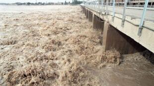 کرخه و دز حوزههای احتمالی بحران سیل در خوزستان
