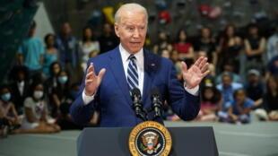Le président américain Joe Biden veut « réinventer » l'économie américaine.
