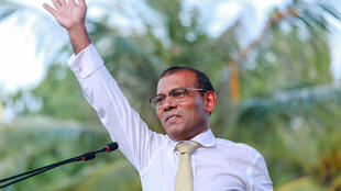 Former president of the Maldives Mohamed Nasheed is in intensive care after the Male bombing