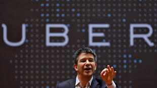 Travis Kalanick in January 2016