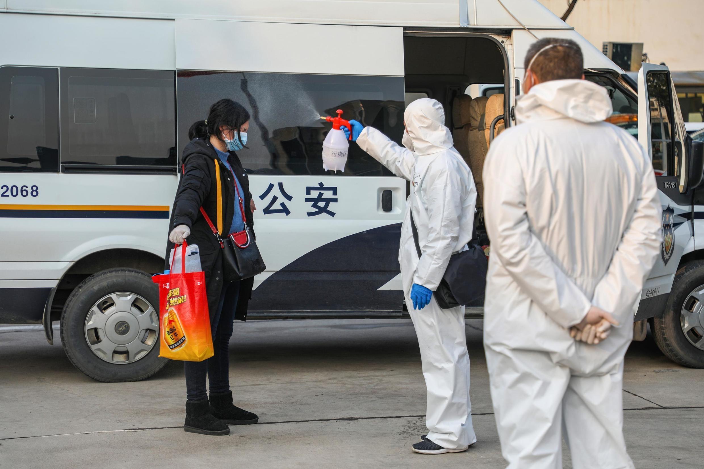 Coronavirus: Idadi ya vifo nchini China imeongezeka hadi 1,423.