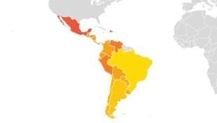 El peso de la corrupción en los servicios públicos de Latinoamérica.