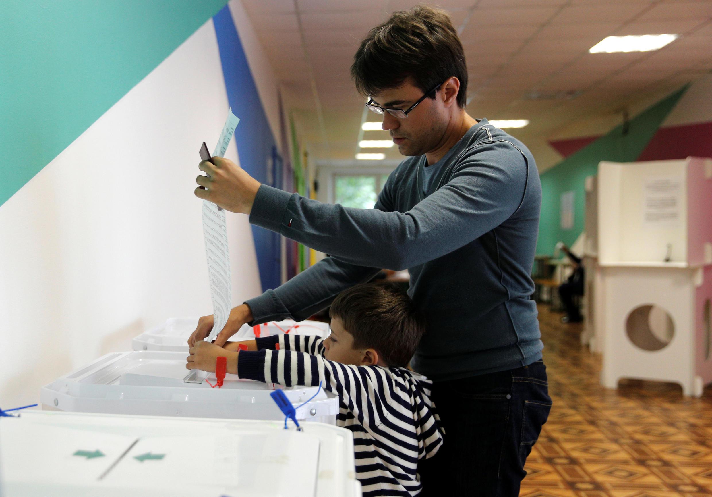 Выборы муниципальных депутатов в Москве, 10 сентября 2017 г.