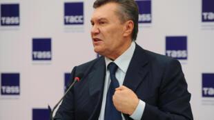 Бывший президент Украины Виктор Янукович, Ростов-на-Дону, 25 ноября 2016 г.