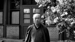 1990年4月17日,赵紫阳在北京的家里。 Reuters