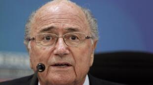 Fifa president Sepp Blatter has slammed media claims of corruption