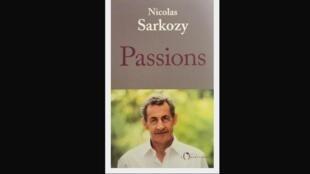 Capa do novo livro do ex-presidente Nicolas Sarkozy
