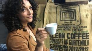 L'entrepreneure montréalaise Taïna Chalifoux.