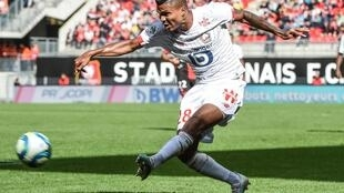 Reinildo, internacional moçambicano do Lille.