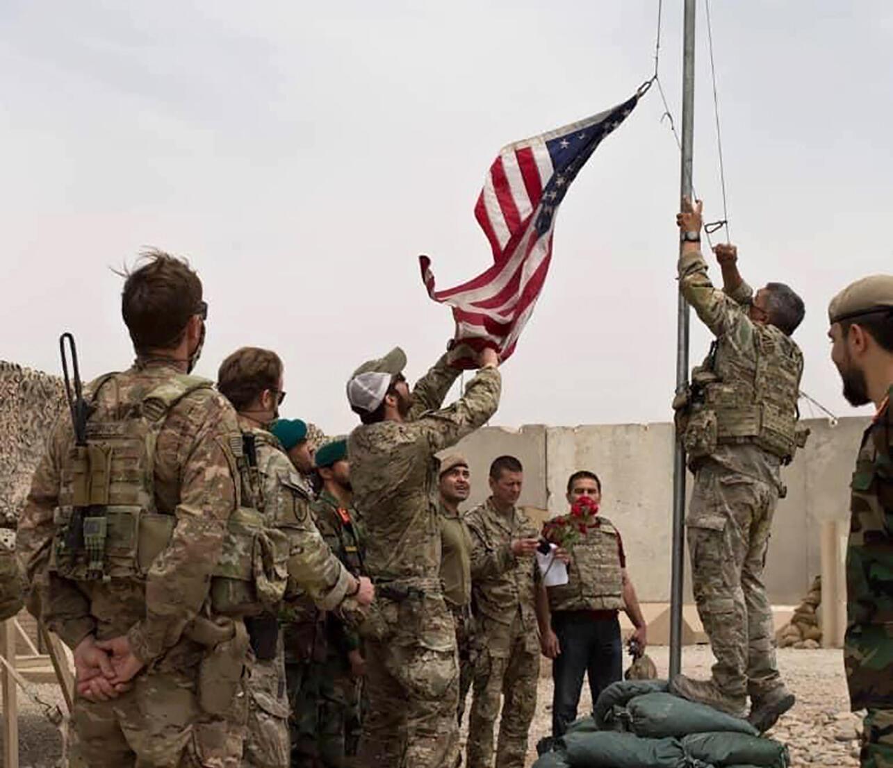 US - Afghanistan