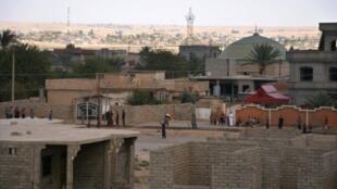 Al'ummar Garin Qayyarah na cikin Yunwa a Iraki