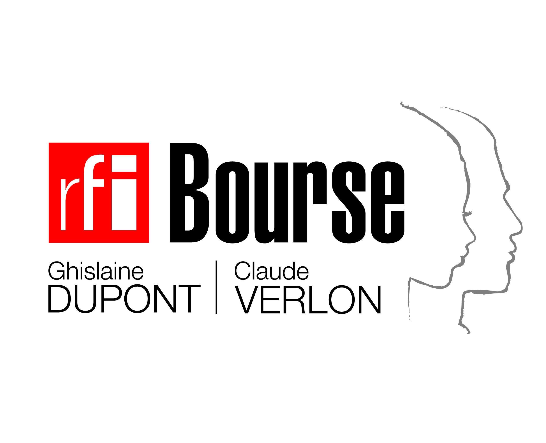 Logo de la Bourse Ghislaine Dupont et Claude Verlon.