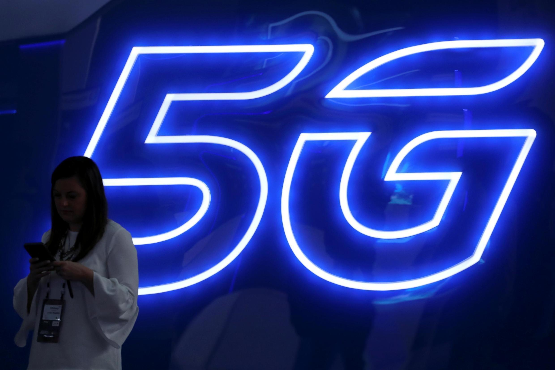 关于5G的报道图片