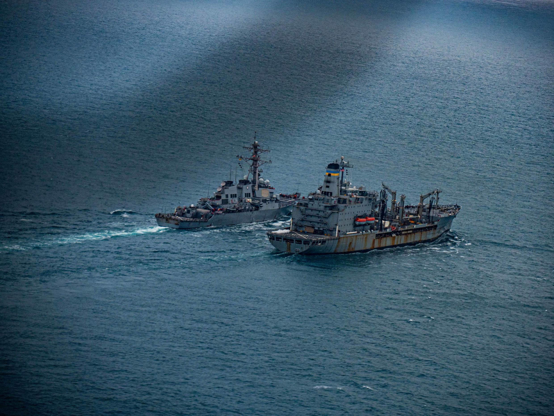 Mer Noire - US Navy - 6515495