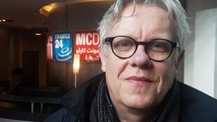 Loic Blondiaux, professeur des universités au département de science politique à l'Université Paris 1 Panthéon-Sorbonne.