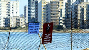 United Nations checkpoints have divided Cyprus between Greek and Turkish Cypriot sections since 1974.